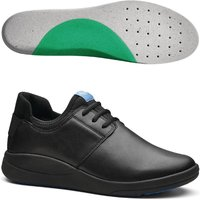 Image of WearerTech Relieve Shoe Black with Medium Insoles Size 39-40