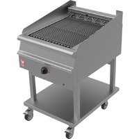 Image of Falcon Dominator Plus Electric Chargrill on Mobile Stand E3625
